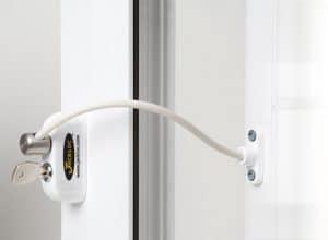 Window Child Saftey Lock